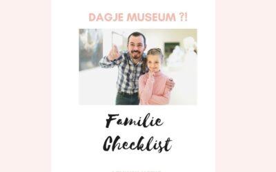 Dagje Museum?